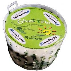 Ghiottino Rucola - fuscella - 250 g