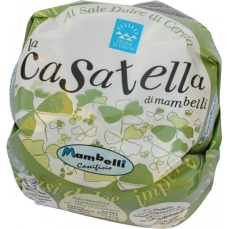 Casatella al Sale - 350g