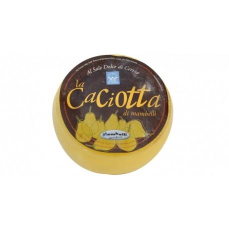 Caciotta al Sale - 1,2Kg