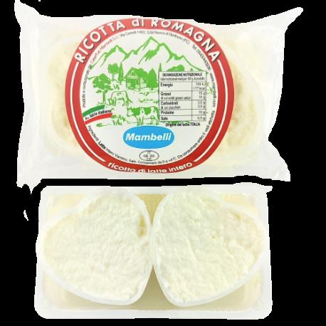 Ricotta di Romagna Cuore 2 x 90 g.