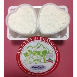 Ricotta di Romagna Cuore 2 pz x 90 g