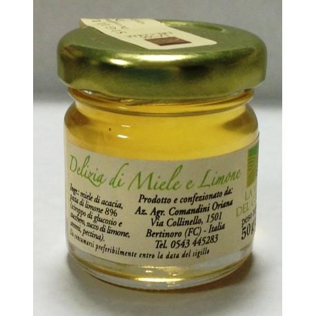 Delizia di Miele e Limone