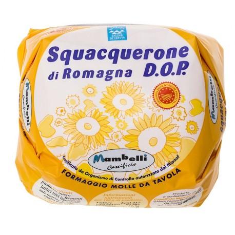Squacquerone al Sale - 350g