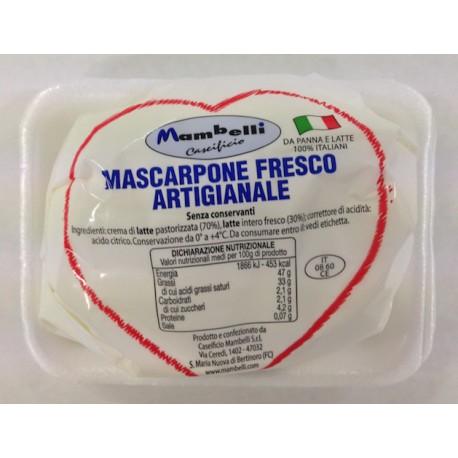 Mascarpone 250 g.