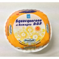 Squacquerone with salt - 350g