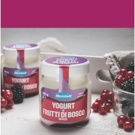 YOGURT AI FRUTTI DI BOSCO