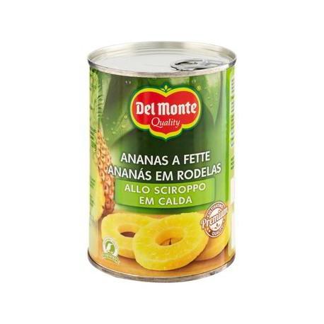 Ananas sciroppata