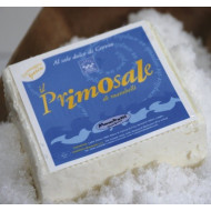 Primosale with salt from Cervia